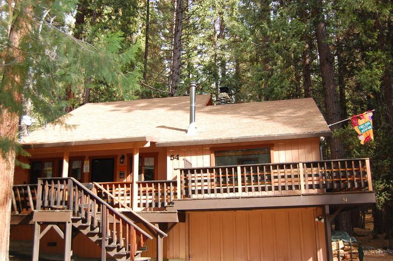 (54) Finster's Treehouse - (54) Finster's Treehouse - Wawona - rentals