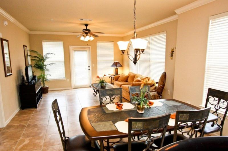Stunning Mediterranean style resort Orlando Area - Image 1 - Davenport - rentals