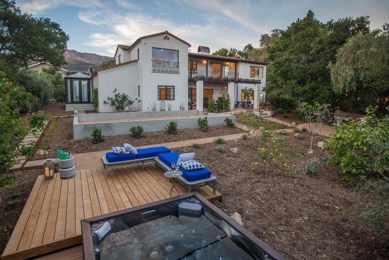 Alabaster & Walnut House - Alabaster & Walnut House - Santa Barbara - rentals