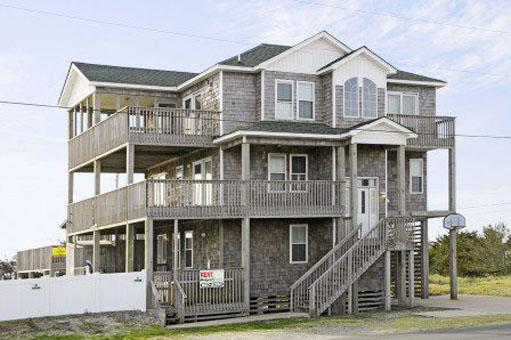 Oceanview 5Br 5.5 Bth w/ Pool HotTub, Gameroom Bar - Image 1 - Waves - rentals