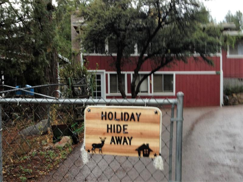Holiday Hide Away  - Holiday Hide Away Cabin - Payson - rentals