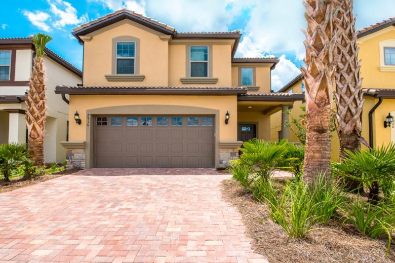 Stunning New 6Bd Pool Home, Mins to WDW- Frm$230nt - Image 1 - Orlando - rentals
