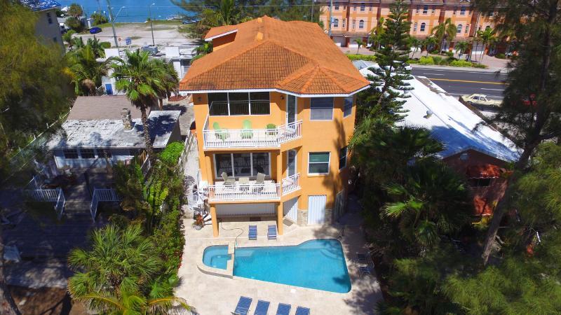 Treasure Island Villa- Beachfront - September Deal - Image 1 - Clearwater - rentals