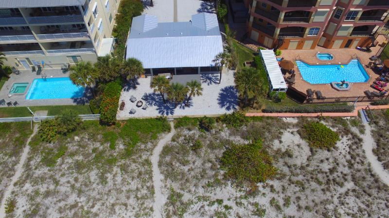 3 Palms Retreat - Gulf Front - Labor Day Special - Image 1 - Clearwater - rentals