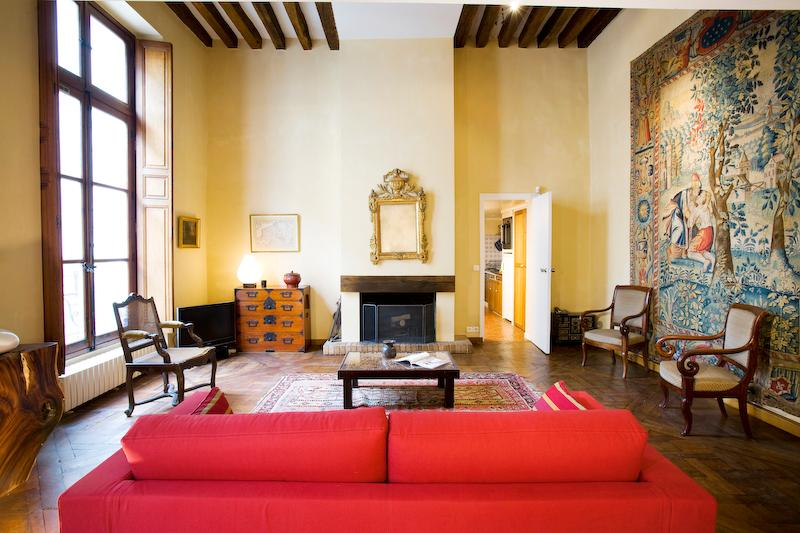 Fantastic Rental at Marais Picasso in Historical P - Image 1 - Paris - rentals