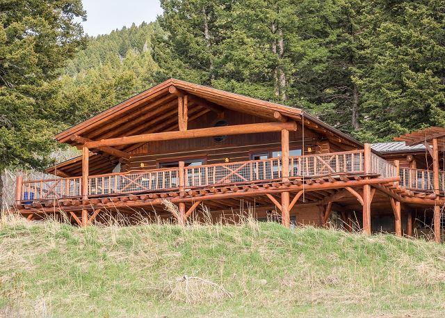 Sourdough Ranch Main House - Image 1 - Bozeman - rentals