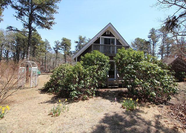 Three Bedroom Chappaquiddick Cottage - Image 1 - Edgartown - rentals