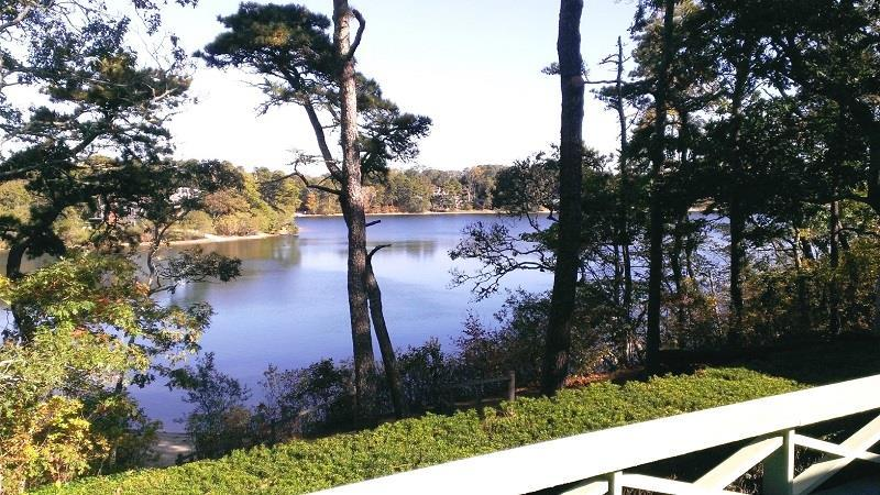 Waterfront on Beautiful Bucks Pond - Image 1 - Harwich - rentals