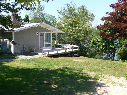 Renovated Cottage on Pilgrim Lake - Image 1 - Orleans - rentals