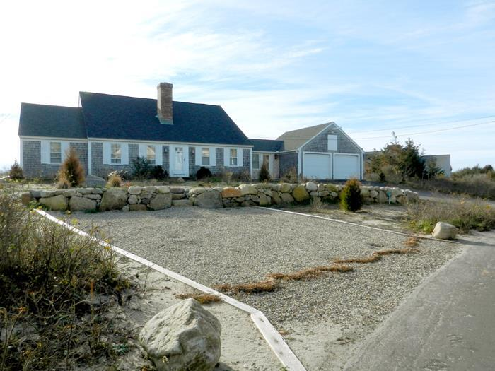 Home on Nantucket Sound & Private Beach - Image 1 - Yarmouth - rentals