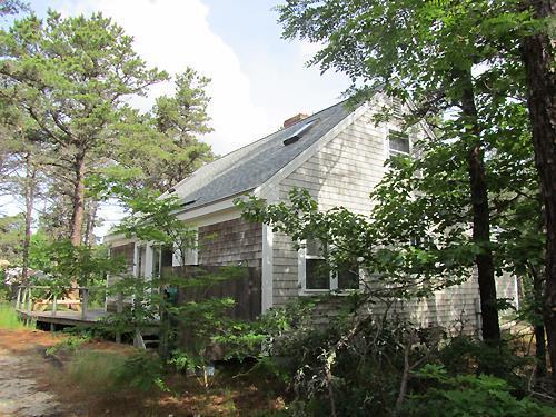 Spacious Home in Quiet Wellfleet Area - Image 1 - Wellfleet - rentals