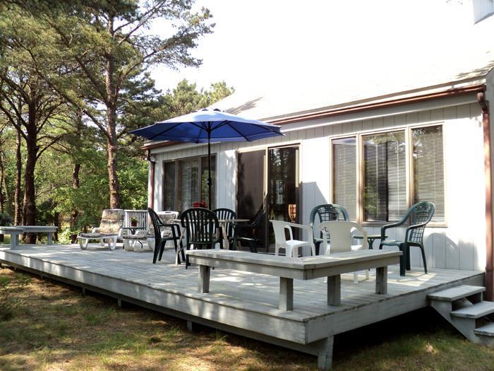 Comfort & privacy near Lt. Island - Image 1 - Wellfleet - rentals