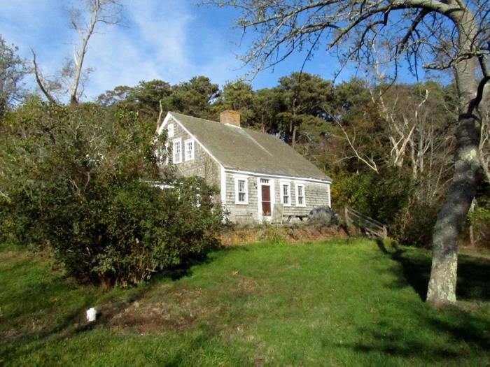 Historic Home on National Seashore Land - Image 1 - Wellfleet - rentals