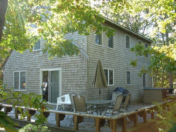 3 Bedroom Contemporary Wellfleet Cape - Image 1 - Wellfleet - rentals