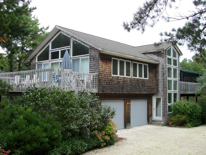 Modern Home with Lovely Cove Views! - Image 1 - Wellfleet - rentals