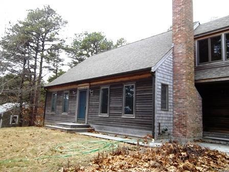 Contemporary Home in Private Location - Image 1 - Wellfleet - rentals