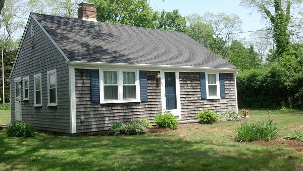 Bright, Beautiful Cottage Near Town Cove - Image 1 - Orleans - rentals
