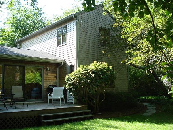 Contemporary House with Studio Cottage - Image 1 - Wellfleet - rentals