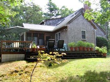 3 Bedroom Home on Wellfleet's Ocean Side - Image 1 - Wellfleet - rentals