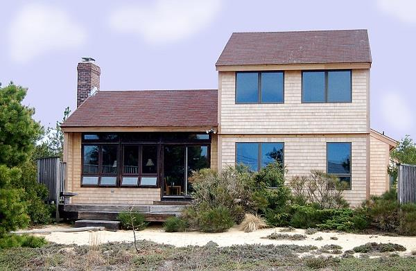 Contemporary, Multi-Level Wellfleet Home. - Image 1 - Wellfleet - rentals