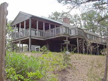 4 Bedroom Near Black Fish Creek - Image 1 - Wellfleet - rentals