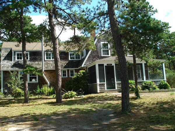 Private & Spacious 5 Bedroom Home - Image 1 - Wellfleet - rentals