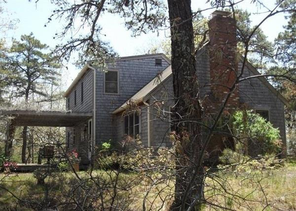 Lovely 4 Bedroom Near Wellfleet Center - Image 1 - Wellfleet - rentals