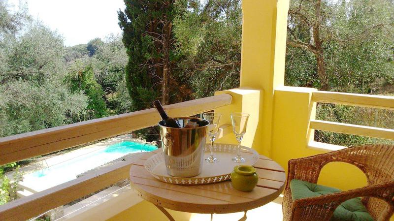 Corfu - Secret Garden a main house with 3 guest houses to sleep 10 persons - Image 1 - Corfu - rentals