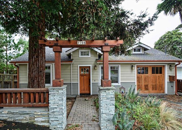 - 3723 Casa Mar ~ Beautiful Craftsman Home! Close to Everything! - Pacific Grove - rentals