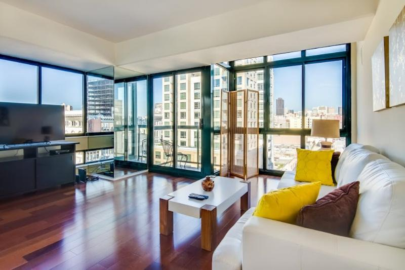 Beautiful 2 Bedroom In Lower Pacific Heights - Image 1 - San Francisco Bay Area - rentals