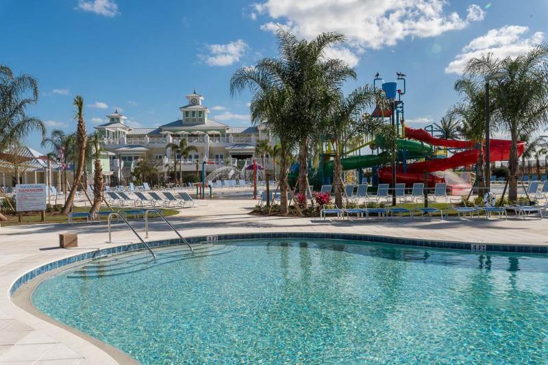 Reunion Stafford, 6 bedroom, Encore Club, Private Pool, Sleeps 12 - Image 1 - Kissimmee - rentals