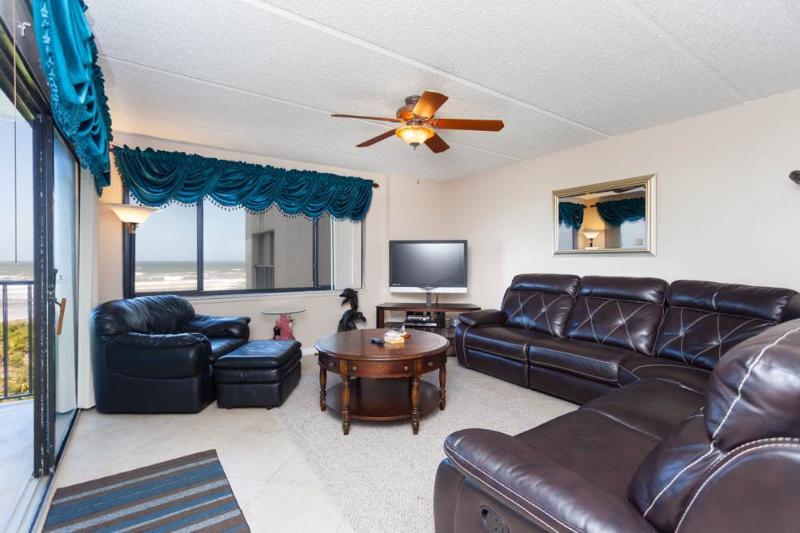 Windjammer 206, 3 Bedrooms, 2nd Floor, Ocean Front, Elevator, Sleeps 8 - Image 1 - Saint Augustine - rentals