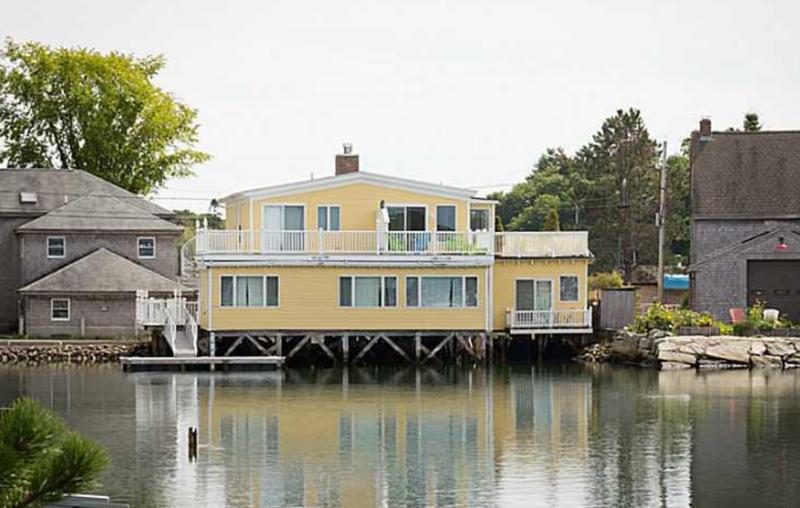 Luxury Waterfront 4 Bedrooms In Dock Square! - Image 1 - Kennebunkport - rentals