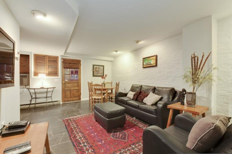 SPACIOUS AND FURNISHED 1 BEDROOM APARTMENT - Image 1 - District of Columbia - rentals