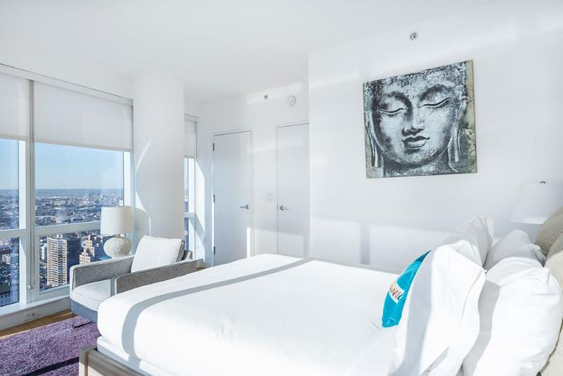 Excellent 1 Bedroom, 1 Bathroom Jersey City Apartment With Statue of Liberty view - Image 1 - Jersey City - rentals