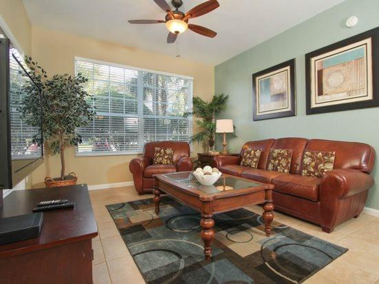 Setting Area - Upgraded 3 Bedroom 2 Bath Condo In Resort Near Disney. 2784AL-104 - Orlando - rentals