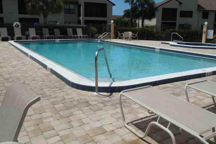 Family Swimming Pool - Cozy Crystal Lakes Condo - Fort Myers - rentals
