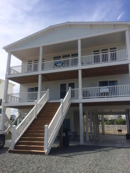 PRIVATE POOL AND OCEAN VIEWS!! - A Penny From Heaven!  Ocean Views/Private Pool - Holden Beach - rentals