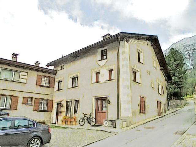 Rauch – Pontresina - Image 1 - Pontresina - rentals