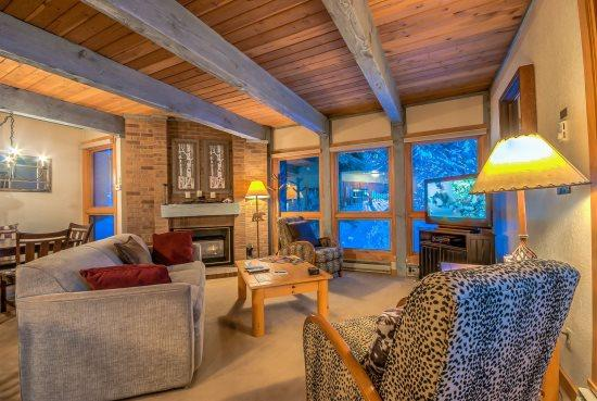 Lodge A109 - Image 1 - Steamboat Springs - rentals