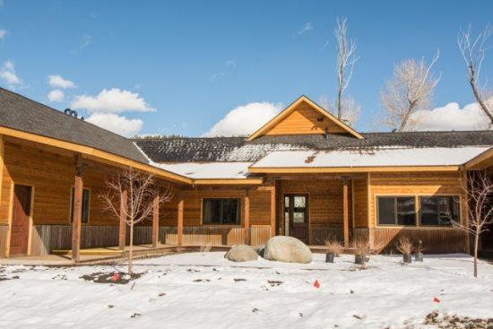 Rivers Edge is perfect for an amazing, river-front vacation overlooking the San Juan River. - Image 1 - Pagosa Springs - rentals