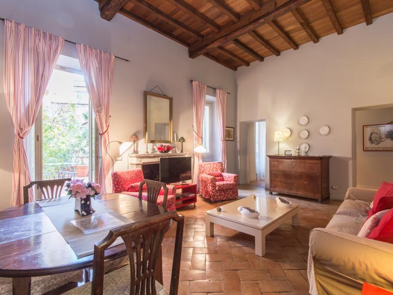 Barberini Terrace Apartment - Image 1 - Rome - rentals
