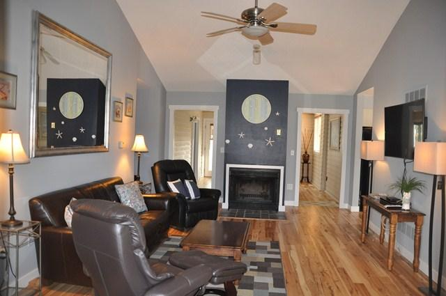whole house with fans and central AC flat screen TVs - Rehoboth Beach from 5 minutes - Rehoboth Beach - rentals