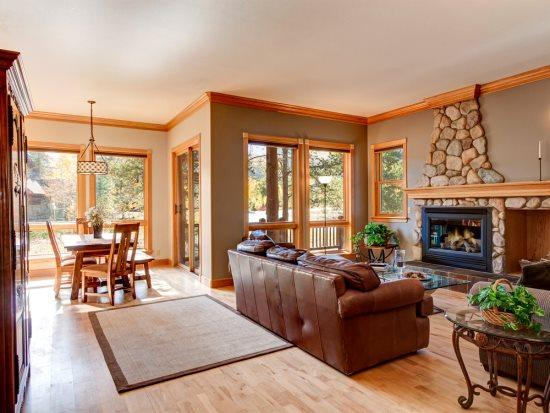 4-Bedroom House with the Best of All Worlds - Exclusivity, Access, Beauty, and VALUE! - Image 1 - Breckenridge - rentals