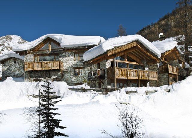 Chalet Mistral - Image 1 - Val-d'Isère - rentals