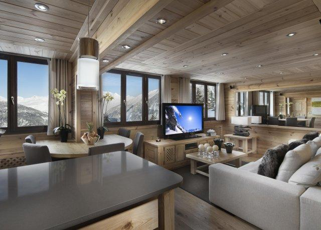 Pearl Apartment - Image 1 - Courchevel - rentals