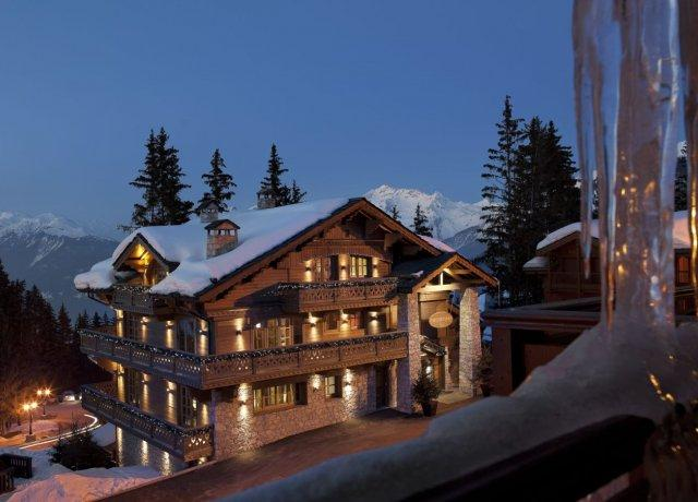 Chalet Ormello - Image 1 - Courchevel - rentals