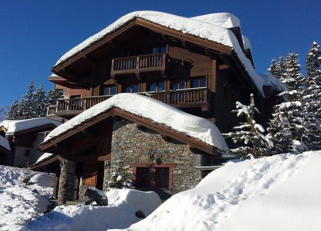 Chalet St Christophe - Image 1 - Courchevel - rentals