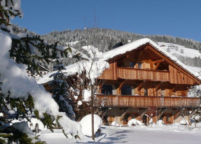 Chalet Alpaga - Image 1 - Megève - rentals