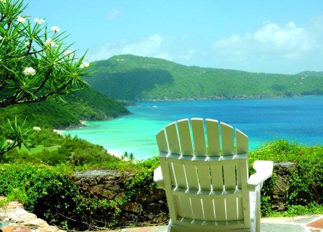 Sea View Cottage - Image 1 - Guana Island - rentals